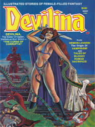 Devilina, second issue
