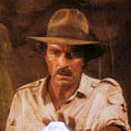Selleck as Indiana Jones